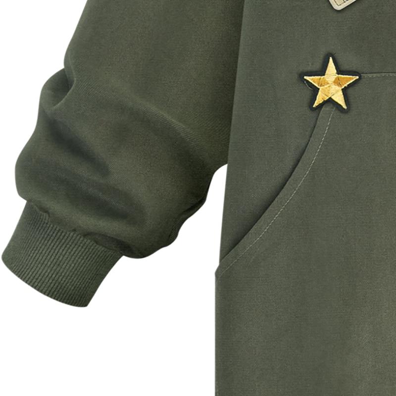 Grande Noir vert De Manteau Féminin Baseball Vêtements Femmes Taille Mince Mode Tranchée Longue HxrHgwq