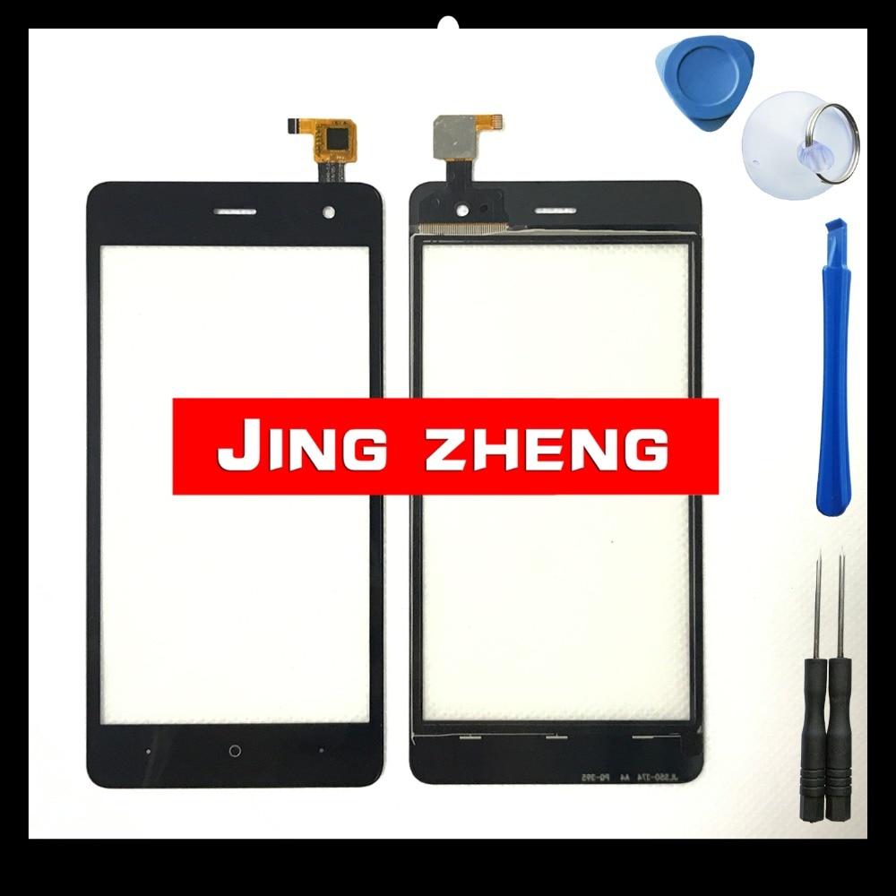 JingZheng сенсорный Стекло для Wiko Джерри 2 смартфон экран добавить