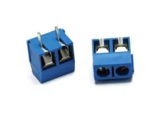 5.08-301-2P 301-2P 2 Pin Screw Terminal Block Connector 10pcs/lot 2