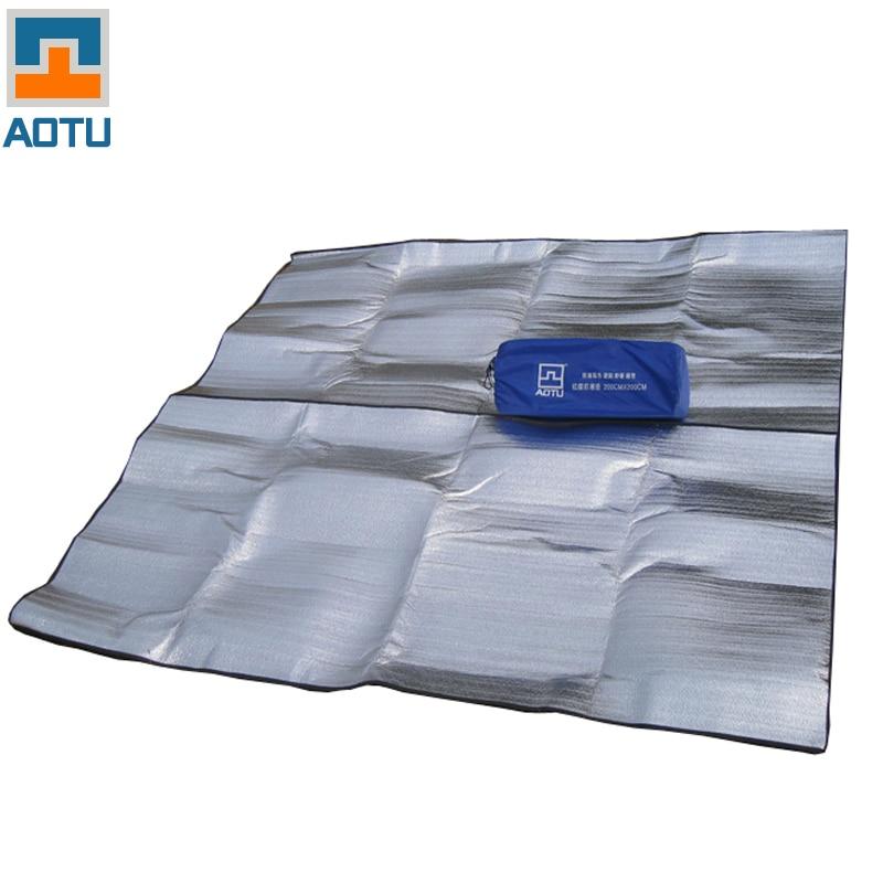 AOTU Nieuwe 200*200 cm Aluminium Backing Isolerende Isolatie ...