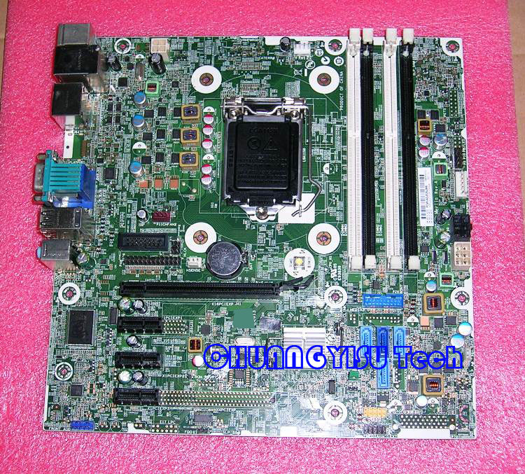 Free shipping CHUANGYISU for original 600 G1 SFF motherboard 739682 001 696549 002 795972 001 Socket