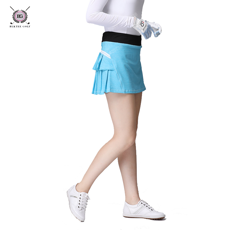 Bg golf clothes ladies short skirt women's pleated short skirt sports dress dabuwawa autumn women fashion sexy plaid skirt elegant mini pleated skirt short streetwear asymmetrical skirt d17csk031 page 1