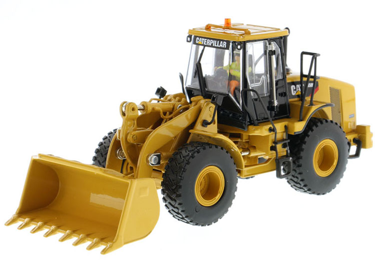 DM 1/50 Caterpillar CAT 950H Wheel Loader Wheel Loader Model 85196 Alloy Collection Model