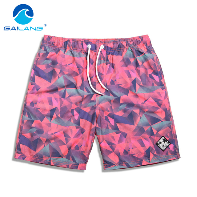 22f1455f82 Gailang Brand Men Shorts Casual Jogger Sweatpants Activewear Mens Beach  Board Shorts Trunks Swimwear Swimsuits Quick