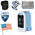 USA Shipping  CMS50N Pulse Oximeter Fingertip blood oxygen saturation, SpO2,PR monitor,OLED