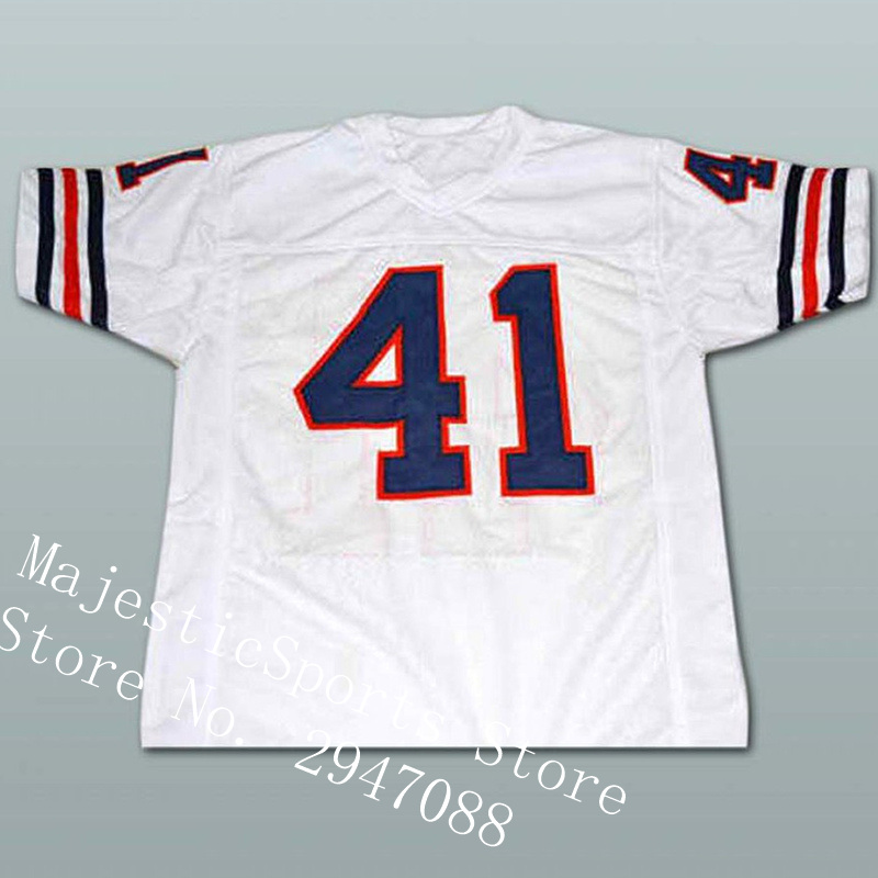 Brian's Song Movie Brian Piccolo Chicago Football Jersey The Program S-3XL New Stitch Sewn American Football Jersey iii 29 iii women american football jersey