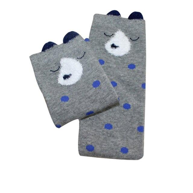 759cc84ea 1 Pairs Cotton Knee High Socks for Kids Girl Cute Bunny Dot owl Panda Cat  Fox Cartoon Long Socks Children Winter Boot Socks