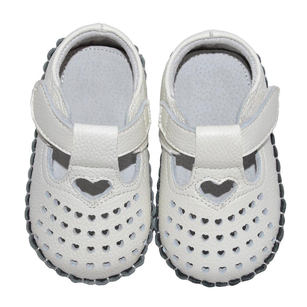 2019 Meninas Novas Do Bebê Verão Sapatos