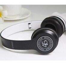 TTLIFE pliable Casque Bluetooth Casque 4.0 Stéréo Sans Fil Casques Sport Écouteurs avec Micro pour Téléphone PC