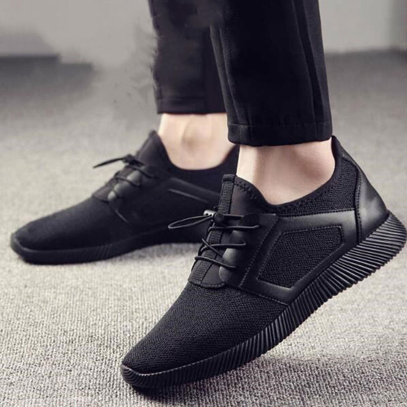 2018 New Arrivals Men shoes mesh Breathable Ultra-light