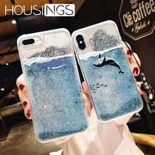 Dynamic Liquid Quicksand Case For iPhone 7 8 Plus XR X XS Max Glitter 6 6s Plus For Samsung Galaxy S8 S9 S10 Plus Note 8 9 Cover real dried flower handmade phone cases for iphone x xs max xr 6 6s 7 8 plus case cover for samsung galaxy s8 s9 s10 plus note8 9