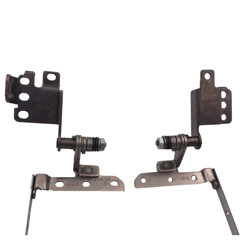 New Original Laptop LCD Hinges for LENOVO Y570 Y575 Y570A P N AM0HB000300 AM0HB000200 Notebook LCD Laptop Hinges in LCD Hinges from Computer Office