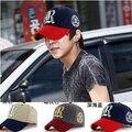 High Quality Unisex Embroidery  sport Brand Baseball Cap Man Bone LR logo Chapeu Fashionista Outdoor sport  Gorras Men Golf hat