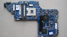 For hp pavilion DV7/DV7-7000 682000-001 laptop Motherboard for intel cpu with HM77 630M/1G non-integrated graphics card