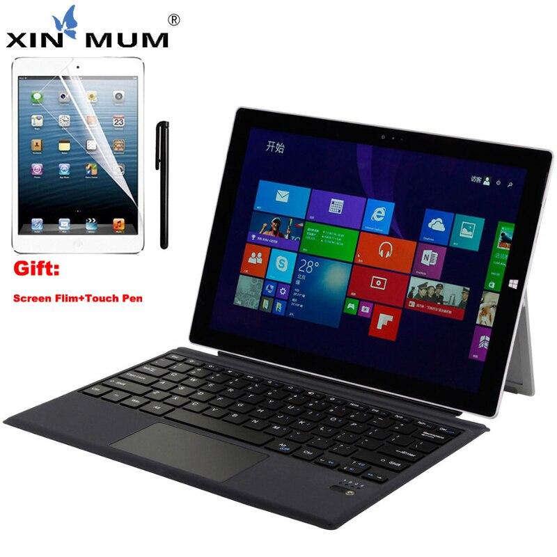 Clavier Bluetooth pour Microsoft Surface Pro 6/Pro 5 3 4 étui pour clavier sans fil pour Surface Pro 6 couvercle de support à rabat pour tablette