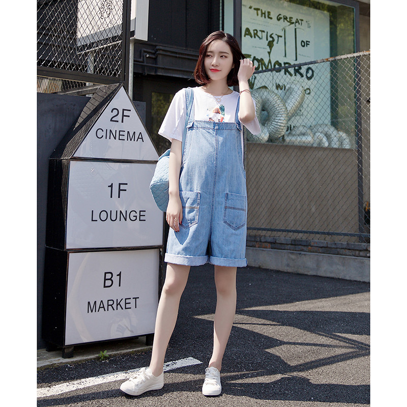 2017 autumn pregnant women suspenders maternity clothing and maternity bib pants pants maternity capris jumpsuit mommy zone for pregnant woman denim bib pants jeans spring and autumn skinny pants and suspenders