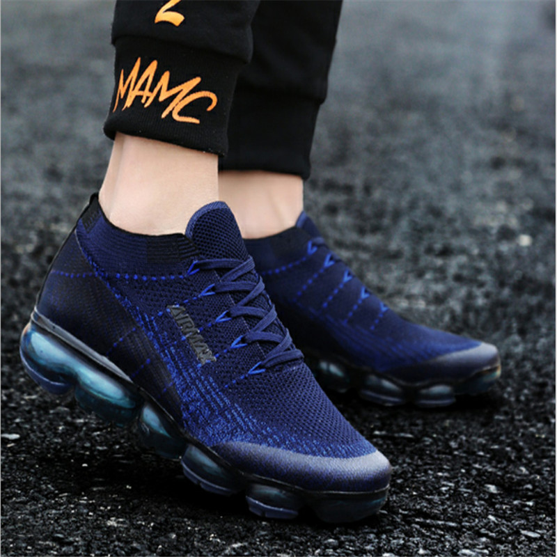 Vixleo 2018 Chaussures Hommes повседневные, Новинка стиль TN обувь vapormax Мужская обувь; Zapatos Hombre унисекс обувь TN REQUIN pas cher