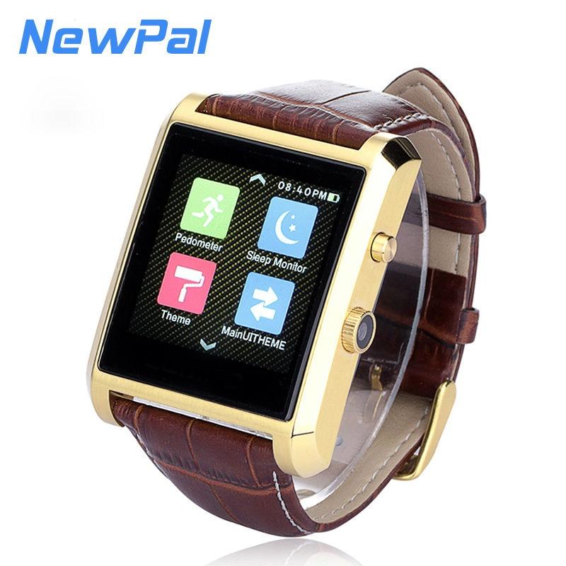 Galleria fotografica 2016 Mode Smart Watch DM08 Poignet Smartwatch Support Micro TF Carte Sommeil Suivi de NFC Communication