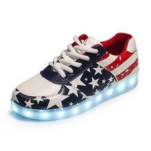 2017 Новый Мужской Мужчины Красочные Светящиеся Обувь С Usb Подсветкой Аккумуляторная светодиодные светящиеся обувь для взрослых chaussure lumineuse