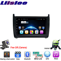 For Volkswagen POLO 2011~2016 Bluetooth Android Head Unit GPS Navigation Big screen 2din Autoradio Car Android Multimidia Player