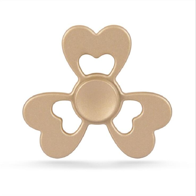 3 Colors Alloy Metal Clove Cartoon Image Fidget Spinner Hand Spinner Finger Spinners Toys For Adult