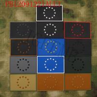 European Union Flag EU Flag Tactical military morale 3D PVC patch