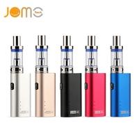JOMOTECH 4 ml vaporisateur Électronique Cigarette Kits 2200 mAh Batterie Boîte Vaporisateur Mod 510 Fil Lite 40 w Ecig Kit avec Remplacement Bobine