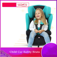 Venbothe 9 Months 12 Year Old Child Seat ISOFIX Hard Interface Portable Easy Car Universal Car