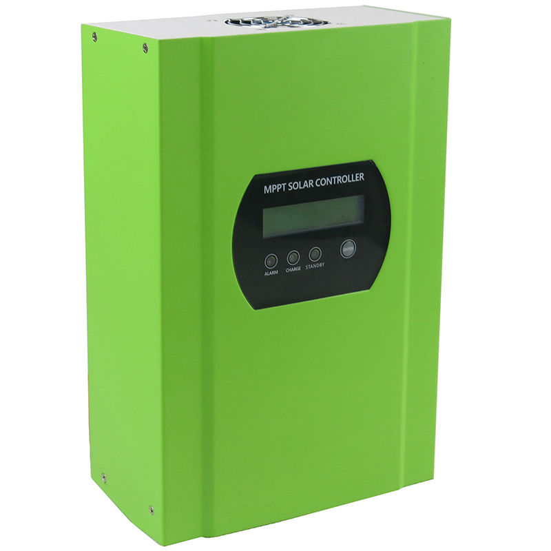 SMART 50A mppt solar charge controller with LED display 150VDC PV input 12V/24V/48V auto Battery Charger regulator home system 10a mppt solar charge controller remote meter mt50 epever battery regulator 100v pv input 12v 24vdc auto with lcd display