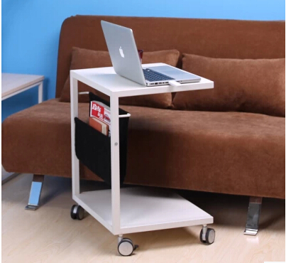 Contracted Gangmu Furniture Move The Tea Table Of Sofa Side Computer Desk Bed For A Few Night In Coffee Tables From On Aliexpress