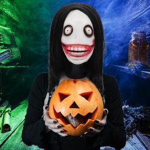 Маска-убийца для хэллоуина, маскарадные маски для взрослых, маски убийцы на рождество, косплей, аксессуары для драматических игр на день рож...