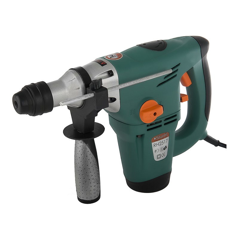 Rotary hammer Sturm! RH2517 флешка usb 8gb transcend jetflash 730 ts8gjf730 usb 3 0 белый