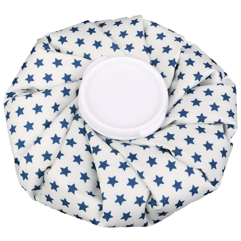 Ice Bag For Pain Relief 9Inch Pentacle, White