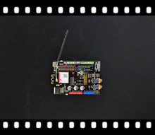 DFRobot 100% Genuine SIM800H GPRS/GSM Shield V1.0 Communication Module expansion board for Arduino