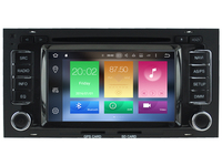 Android 8.0 octa core 4GB RAM car dvd player for TOUAREG 2004 2011 ips touch screen head units tape recorder radio with gps