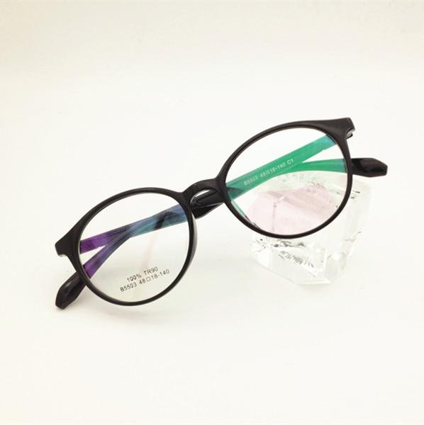 ec93c1b29f Eyesilove TR90 myopia glasses Nearsighted Glasses round lens shape frame  short sight prescription glasses from 1.0 to 6.0-in Eyewear Frames from  Apparel ...
