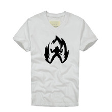 Newest Style Dragon Ball Z Goku t shirt Funny Anime Super Saiyan t shirts Women Men Harajuku tee shirts Casual tshirts tops