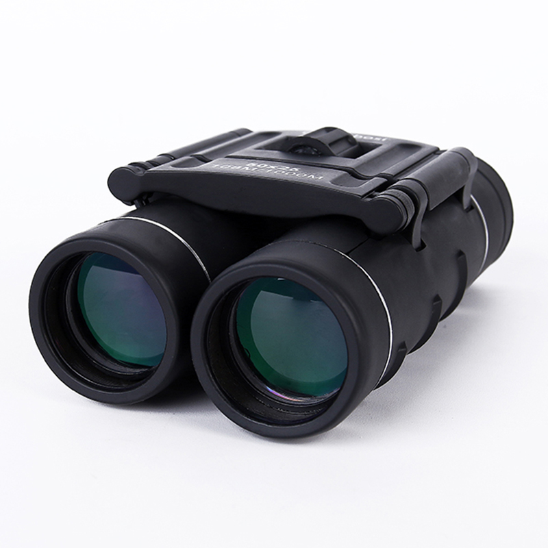 Zoom Telescope 50x25 Folding Binoculars with Low Light Night Vision for Outdoor Bird Watching Travelling Hunting Camping 1000m image