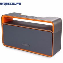 Breezelife Altavoz Bluetooth Altavoz Inalámbrico Altavoces Bluetooth Portátil Barra de Sonido MP3 Radio Estéreo de Música USB Altavoz Bluetooth