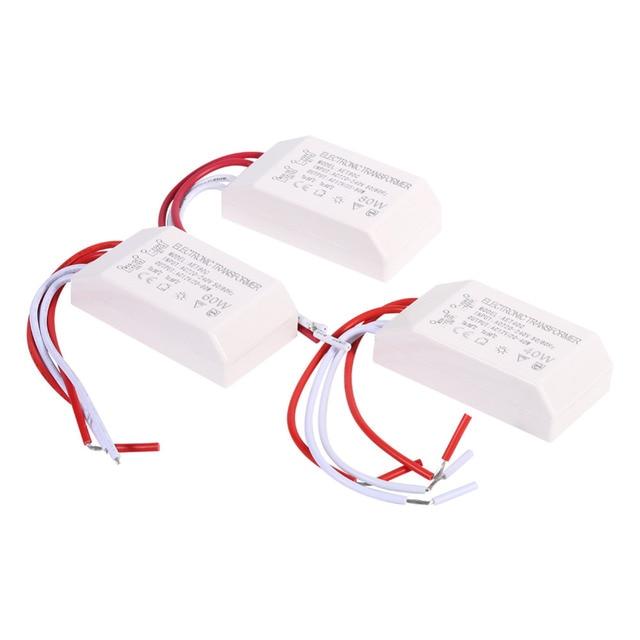 40 W 60 W 80 W Ac220v 240v Ac12v Transformateur Electronique Pour