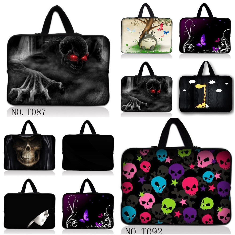 7.9 10 13 13.3 14 15.4 15.6 17.3 inch Notebook Laptop Sleeve Bag Case Carrying Handle Bag protector For Macbook Air/Pro/Retina