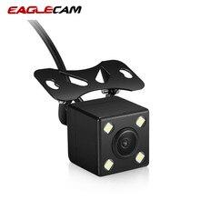 Заднего вида камера 2,5 мм AV-IN для автомобиля dvr видеокамера черный ящик регистраторы Двойной Запись Aux Стерео 5 pin видео