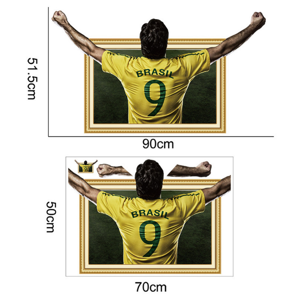 Funky Football Wall Decor Images - Wall Art Collections ...