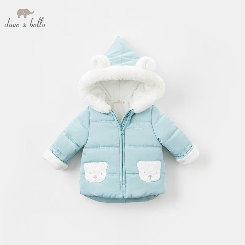DBH9176 dave bella winter baby boys lovely hooded coat infant padding jacket children high quality coat kids padding outerwearDBH9176 dave bella winter baby boys lovely hooded coat infant padding jacket children high quality coat kids padding outerwear