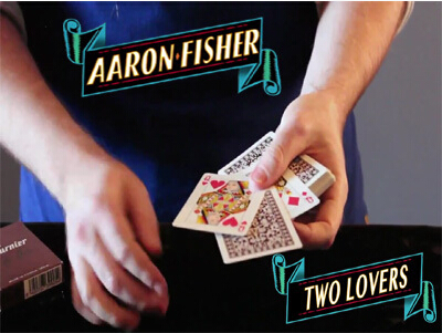 2014 Fourtopia by Aaron Fisher Magic Tricks Quadrophenia Two ...