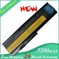 5200 мАч аккумулятор для IBM Lenovo ThinkPad X200 X200s X200si X201 x201s X201i 42T4538 42T4542 42T4534 42T4535 42T4536 42T4537