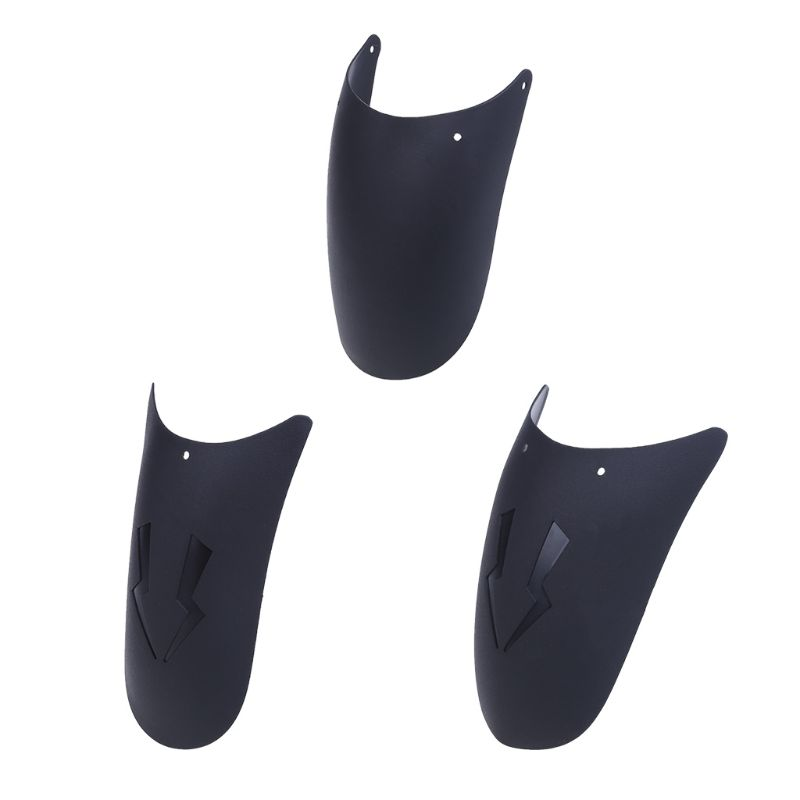 Universal Motorcycle Lengthen Front Fender Rear AndFront Wheel Extension Fender Mudguard Splash Guard For Motorcycle