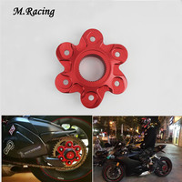 Motorcycle Rear Sprocket Cover Drive Flange Cover For Monster 1200 Monster 1200R Multistrada 1200 Streetfighter 1098