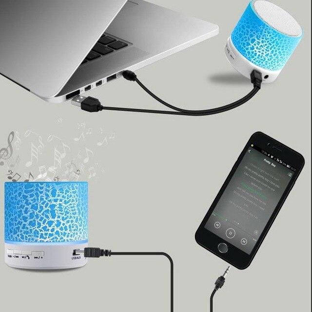 A9 Wireless Bluetooth Speaker Radio FM Music Player Speakers Kalonki Sound Box Phone Computer PC Mini Column USB Portable