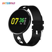 Interpad Bluetooth Smart Bracelet Waterproof Sports Band Sleep Monitor Heart Rate Monitor Fitness Bracelet For Men